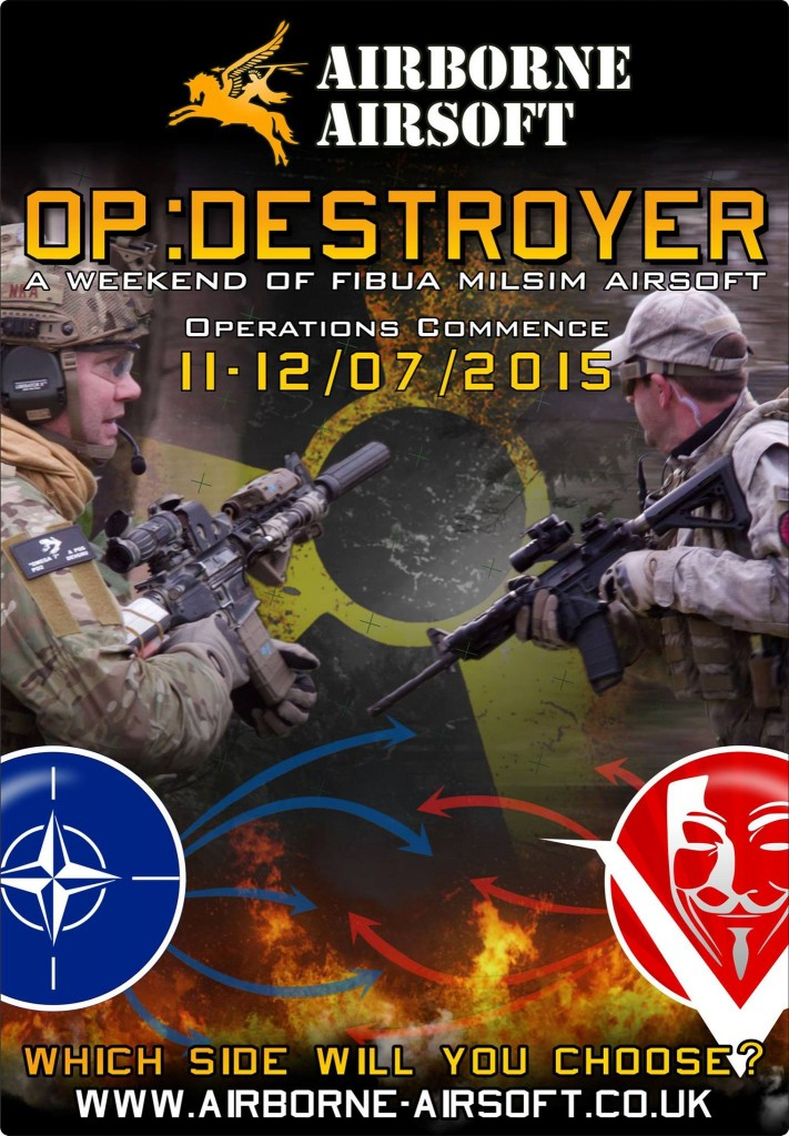operation destryer