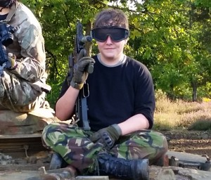 Guy airsoft